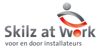 SKILZ at work – Collegiale In- en Uitleen Zuid-Nederland Logo
